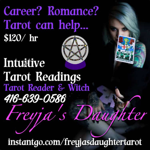 Book a Tarot Reading Today!