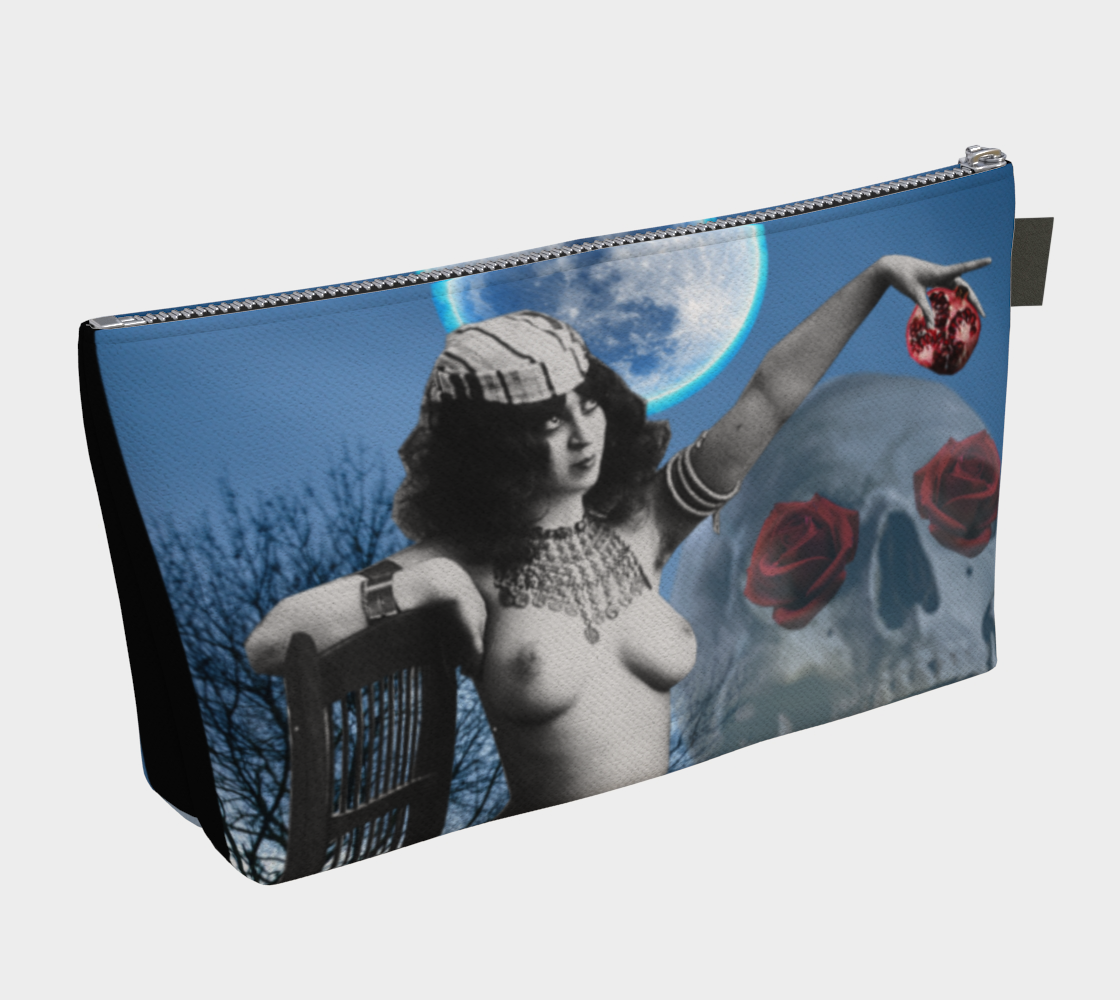 Death Vintage Erotic Tarot Bag