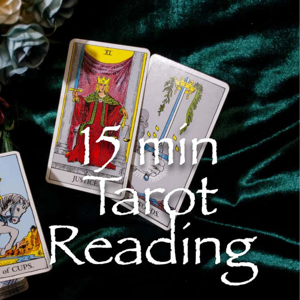 15 Min One Question Tarot Reading