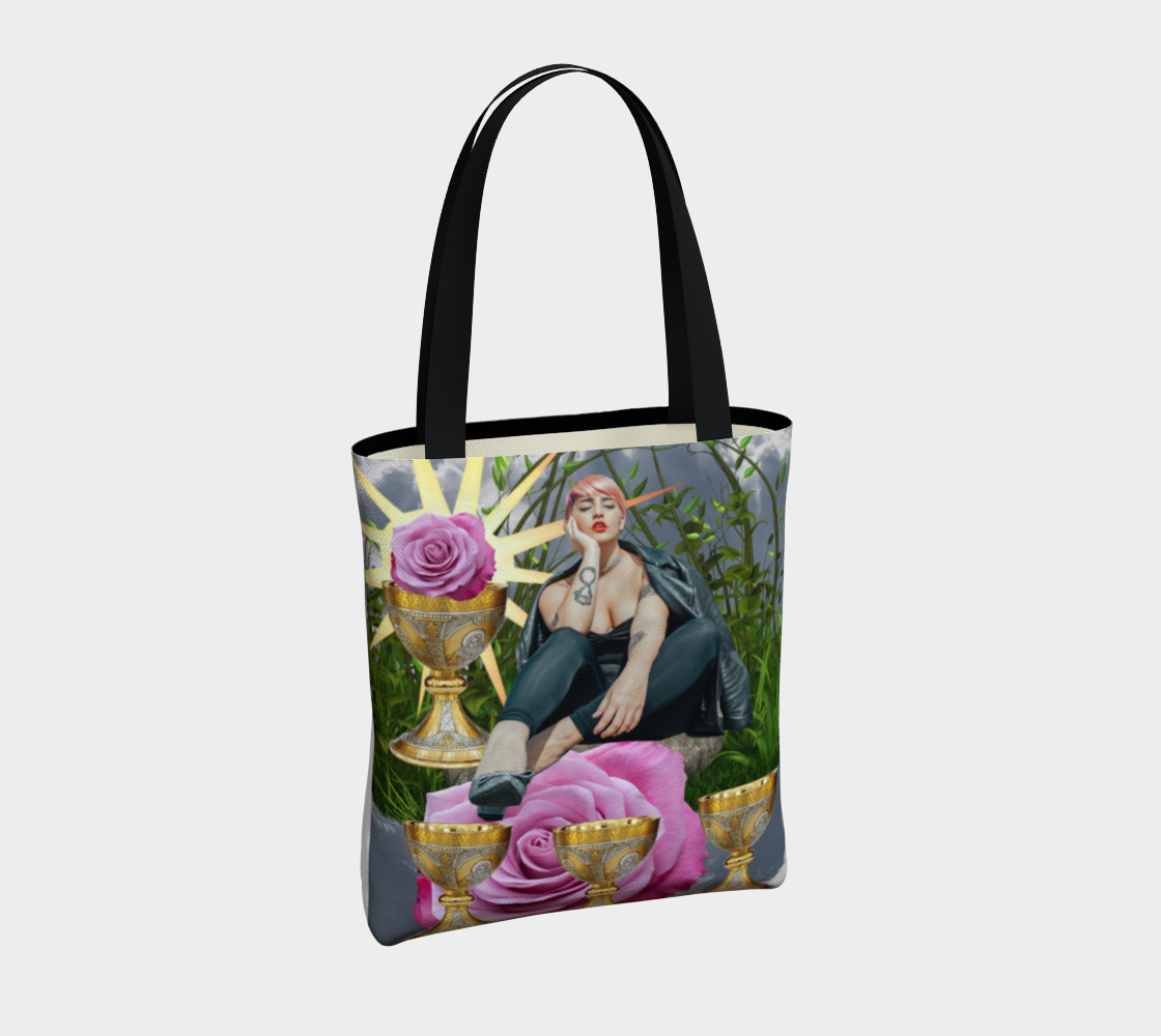4 of Cups Tote BBRT