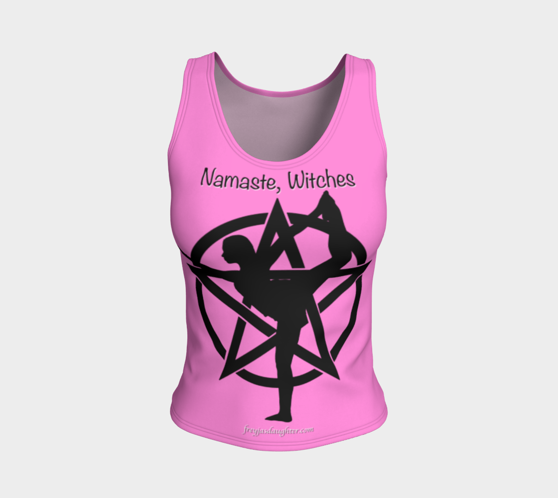 Namaste Witches Pink