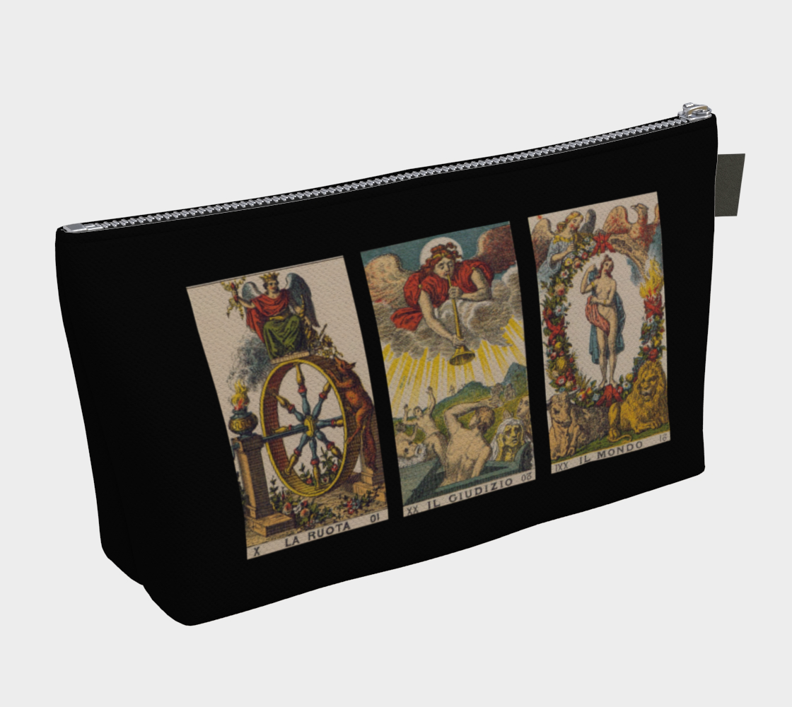 Fortune Judgement World Tarot Bag