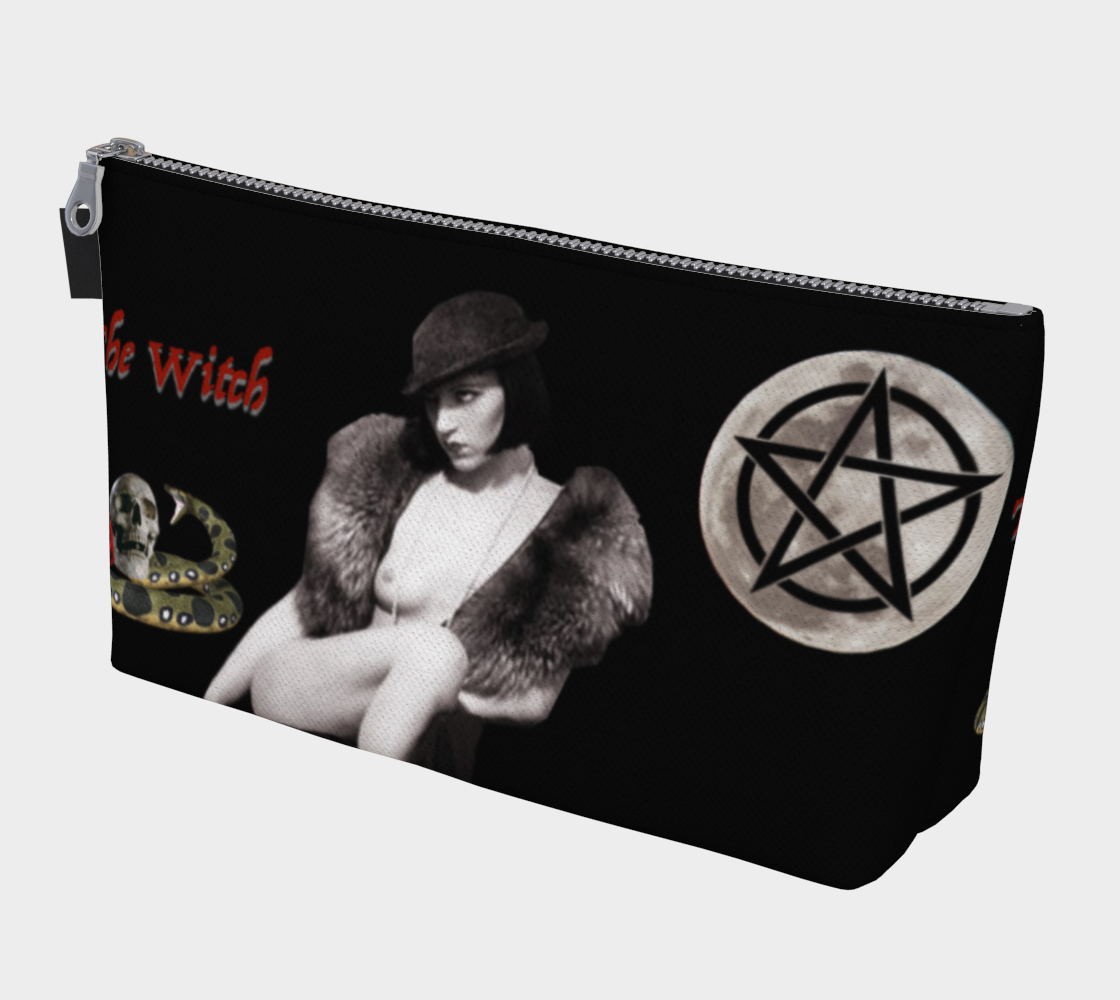 Witch Tarot Bag