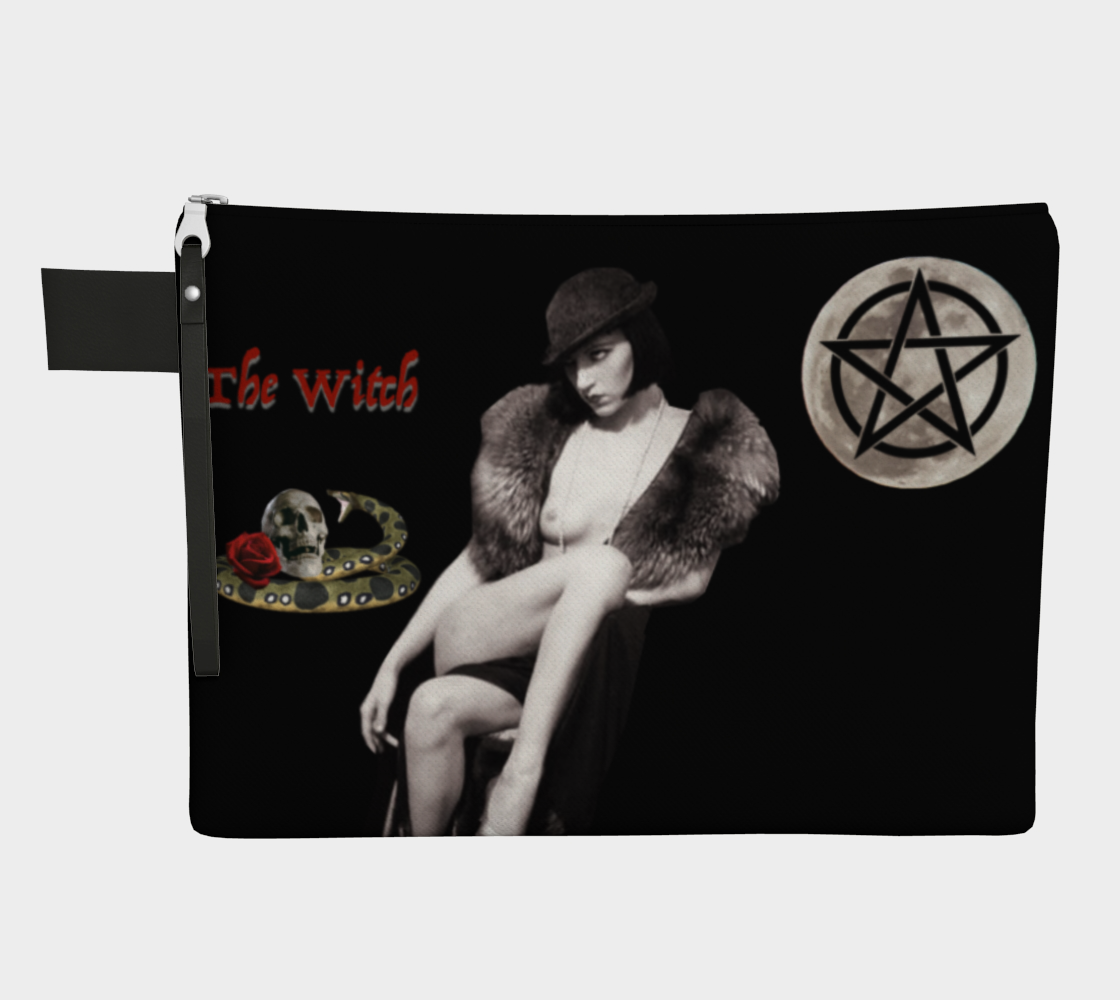 Witch Tarot Pouch
