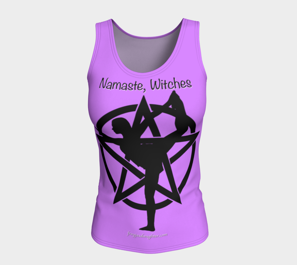 Namaste Witches Purple