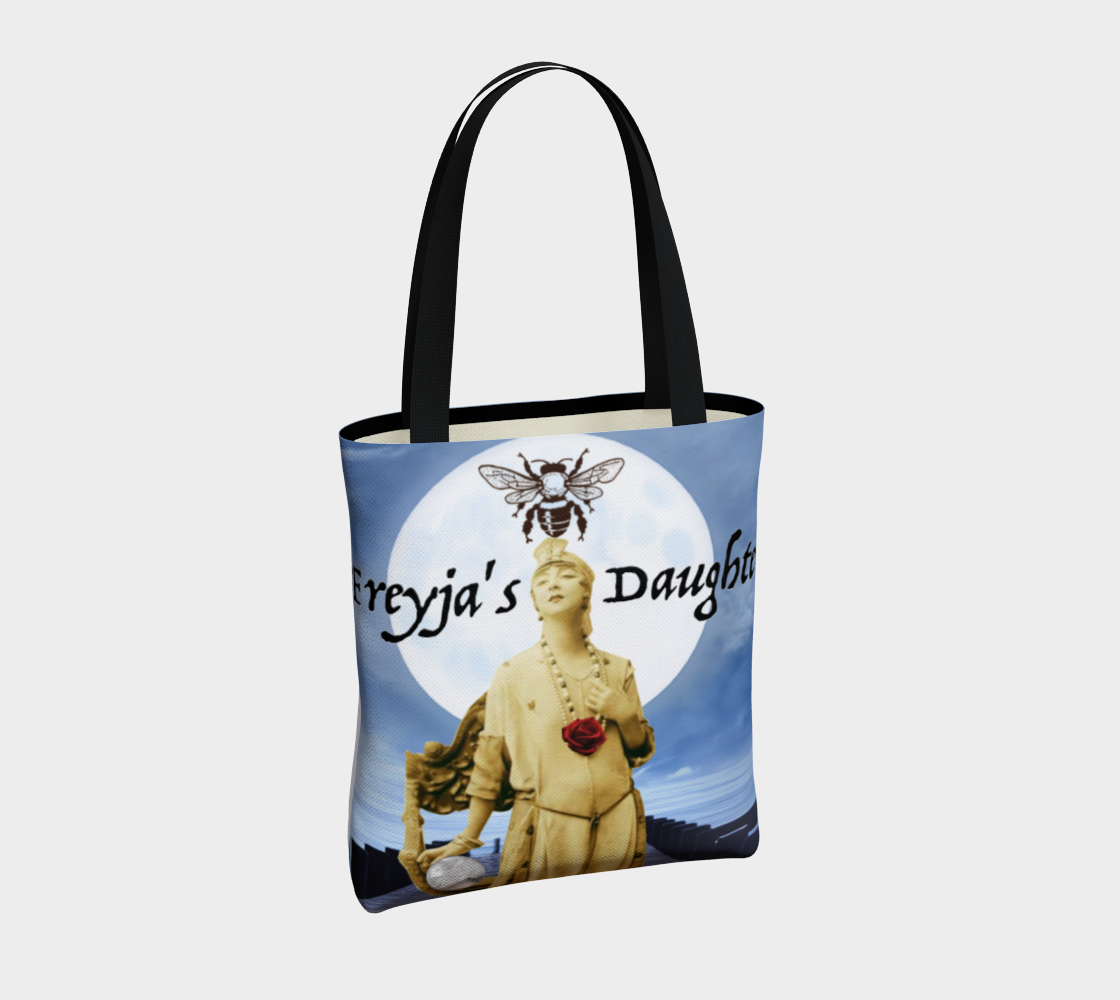 Freyja's Daughter Tote