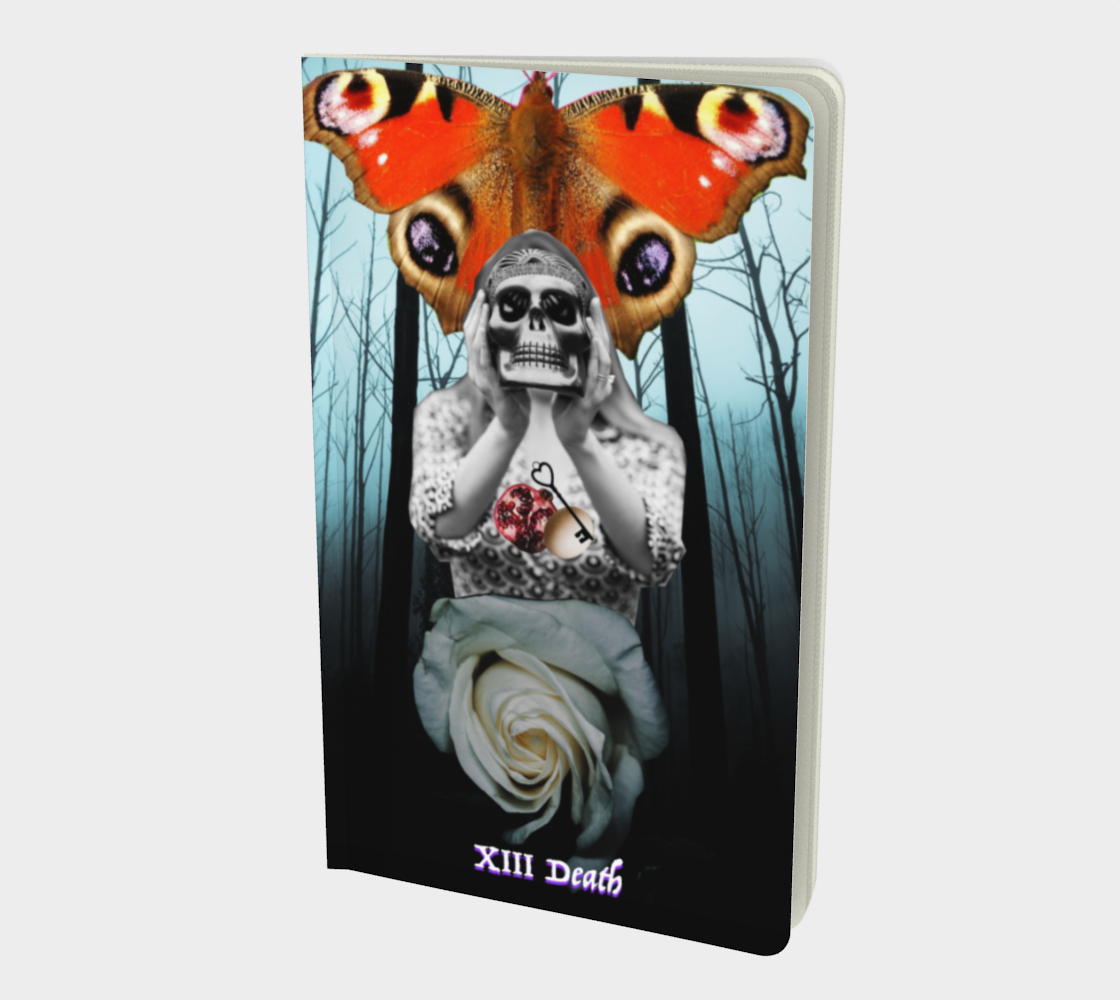 Death Tarot Book