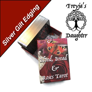 Blood Bread & Roses Tarot Available NOw!