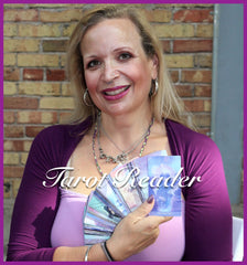 Tarot Reader for Private Events on EventSource.ca
