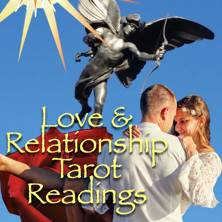 30 Min Love & Relationship Tarot Readings