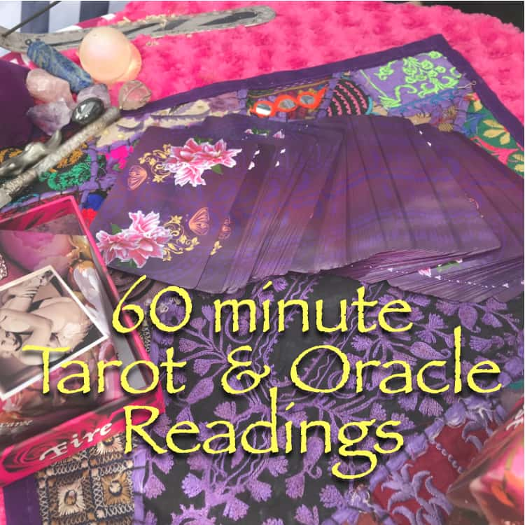 60 Minute Tarot & Oracle Reading