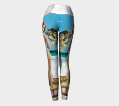 Empress Tarot Yoga Pants