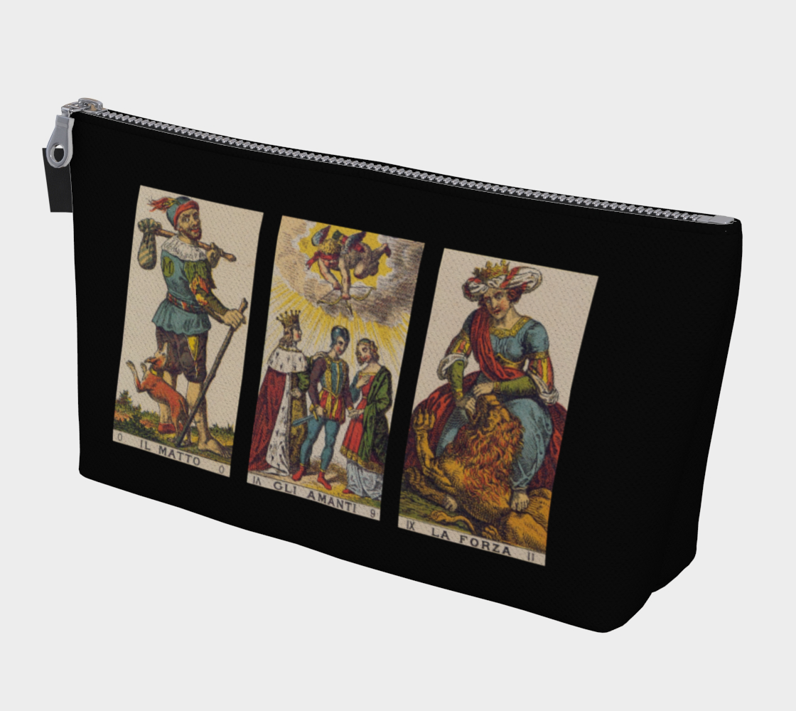 Fool Lovers Strength Tarot Bag