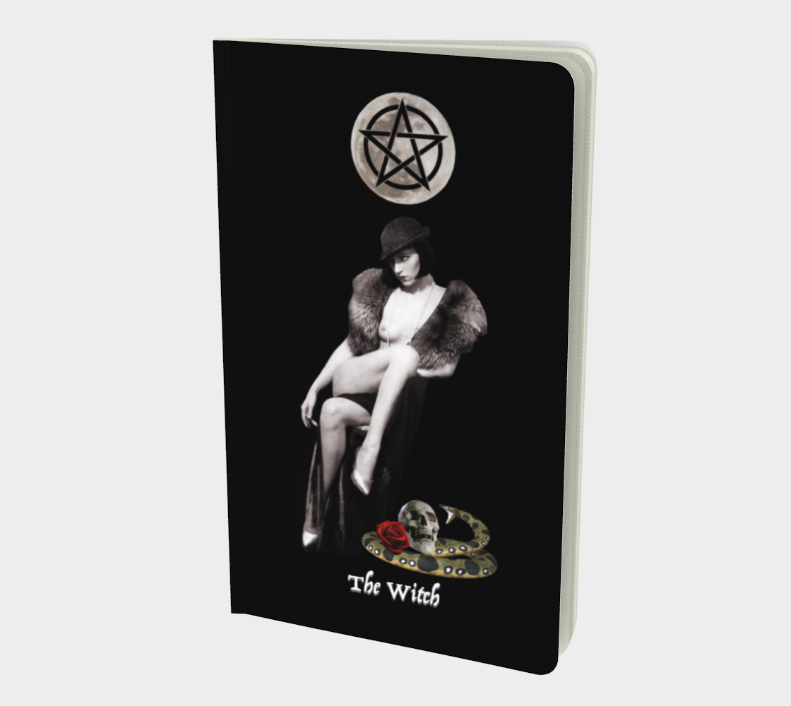 Witch Tarot Book