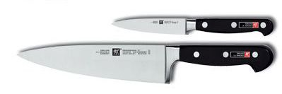 "ZWILLING J.A. Henckels Professional ""S"" 2-pc Chef's Set"