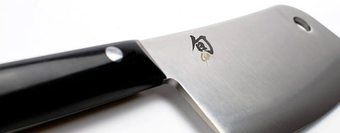 SHUN Classic 6-Inch Meat Cleaver