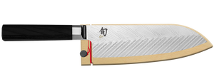 SHUN Dual Core 7-IN Santoku Knife