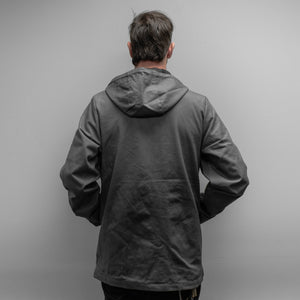 "TREADWELL CANVAS PULL OVER AKA ""THE DIRT HOODIE"""