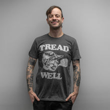 Load image into Gallery viewer, TREADWELL BRAAAP CAT T-SHIRT!