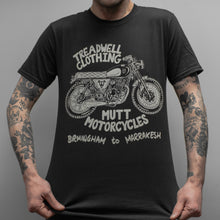 "Load image into Gallery viewer, TREADWELL ""X MUTT MOTORCYCLES"" T-SHIRT"