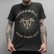 "Load image into Gallery viewer, TREADWELL ""Logo"" T-SHIRT"