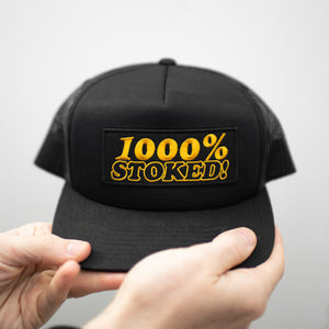 "TREADWELL ""1000% Stoked"" HAT"