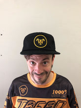 Load image into Gallery viewer, TREADWELL GOLD LOGO HAT
