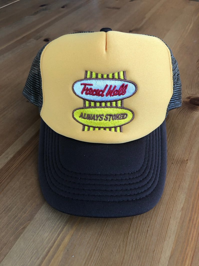 TREAD HORTONS TRUCKER CAP