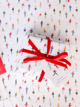 Load image into Gallery viewer, Petite Skaters Wrapping Paper