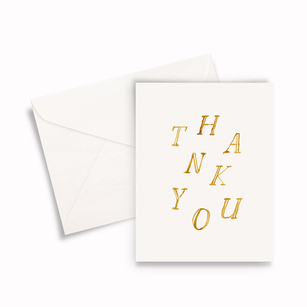 Autumnal Thank You Notes