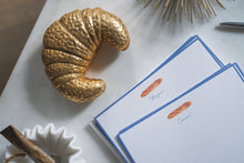 Load image into Gallery viewer, TIL x Wit & Whimsy Baguette Letterhead Stationery