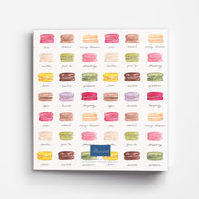 Load image into Gallery viewer, Macarons Recipe Binder