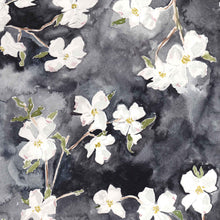 Load image into Gallery viewer, dogwood floral wrapping paper