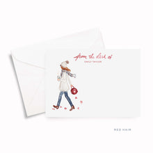 Load image into Gallery viewer, Pumpkin Spice Latte Personalized Stationery