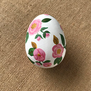 Rosebuds Easter Egg