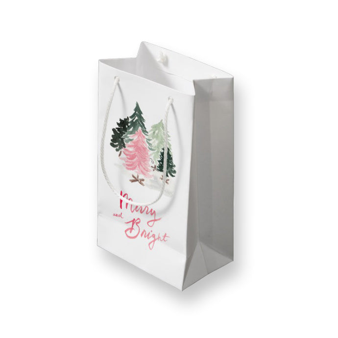 Merry and Bright Gift Bag - Small