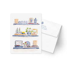 Load image into Gallery viewer, Styled Shelves Monogrammed Stationery
