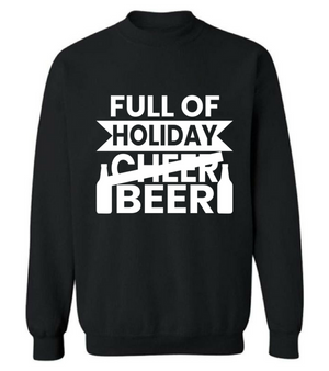 Full of Holiday BEER