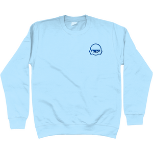 Shoalo Water Polo Head - Embroidered Jumper / Sweatshirt