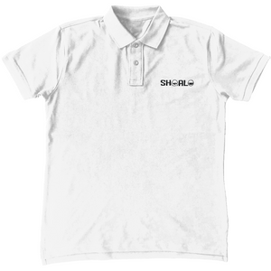 SHOALO Embroidered Branded Logo - Unisex Polo Shirt