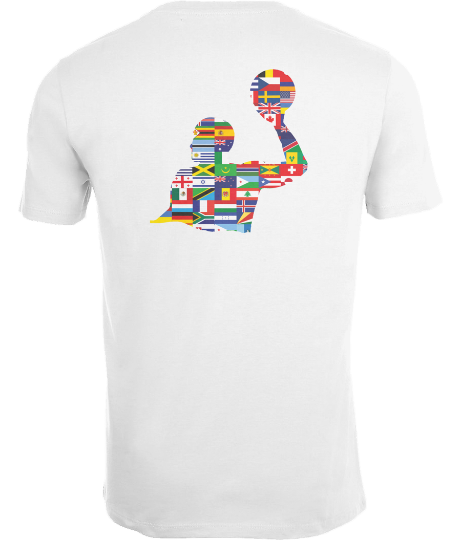 SHOALO International Flags - Men's T-Shirt / Tee