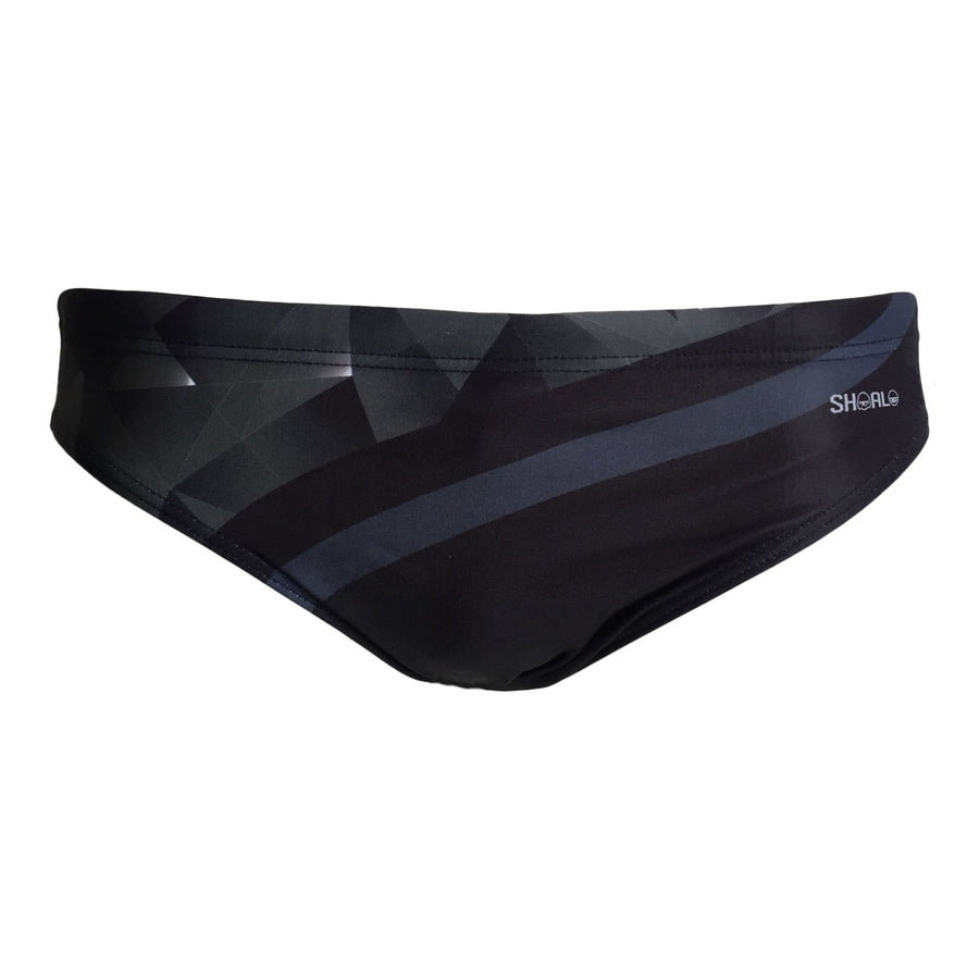 SHOALO Broken Glass - Men's WP Swim Briefs / Trunks  - VARIOUS COLOURS