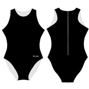 SHOALO Solid - Womens Water Polo Suits / Costume