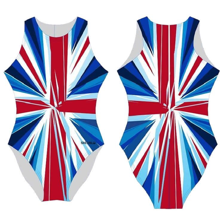 SHOALO GBR - UK - GB - Womens Water Polo Suits / Costume
