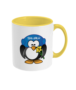 SHOALO Daffodil - Two Toned Mug