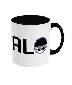 SHOALO Logo - Two Toned Mug