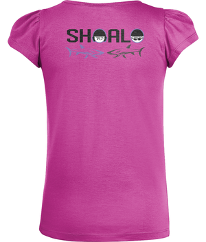 SHOALO I Love WP - Girls Melody T-Shirt