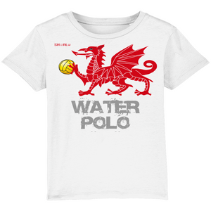 SHOALO Wales - Children's / Kid's T-Shirt
