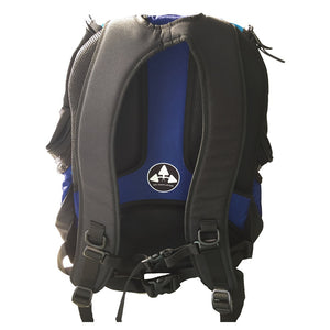 SHOALO - Team Uniform - Rucksack / Backpacks (Large) - Example - Back