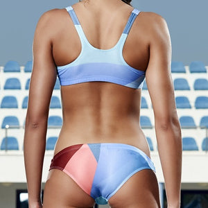 SHOALO - Team Uniform - Womens Tankini Bikini - Photo
